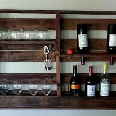 build wine shelves into unused fireplace - Google Search