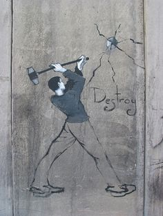 Another painting on the apartheid wall. West Bank Wall, Palestine Art, Powerful Pictures, Social Injustice, Apartheid, Banksy, Murals, Rebel, Graffiti