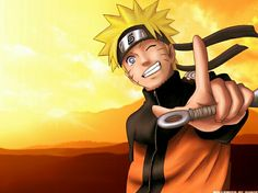 Naruto...  A nice pic to start a board on!