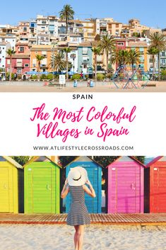 Spain is vibrant and diverse, accept each of your inner artwork nerd at El Prado in Madrid, pass the active boardwalk down the Mediterranean in Barcelona . Europe Travel Guide, Spain Travel, Travel Destinations, Travelling Europe, Portugal Travel, Granada, Ibiza, Valencia, Menorca