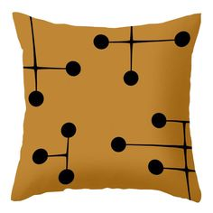 Dot & Bo Dot Savvy Pillow in Mustard - Pillow Cover Only ($19) ❤ liked on Polyvore featuring home, home decor, throw pillows, mustard throw pillow, polka dot throw pillow, mustard yellow throw pillows, patterned throw pillows and polka dot home decor