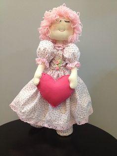 Lolla - Boneca de pano