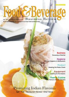 Food & Beverage Business Review  (Aug-Sept. 2012)  Business magazine for food service & food retail professionals