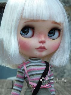 Mila, next one Blythe custom | by BellaDolla