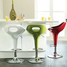 A bar stool can provide a comfy and visually appealing seating addition to any room. Dunelm have a great range of bar stools and gas lift bar stools available to buy today. Kitchen Stools, Bar Stools, Quirky Kitchen, Home Comforts, Eclectic Style, Dining Room Furniture, Sofa Bed, Color Combos, Tableware