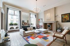 Beautiful Apartment in Paris 1st (right bank)....    |  2,012 sq ft  |   3 Bedrooms