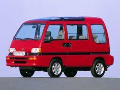 Subaru Domingo/Libero/Vanille: un intrus dans la gamme
