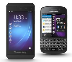BlackBerry unveils two new Smartphone