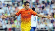 Cristian Tello #FCBarcelona #Tello #37