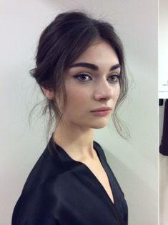 Runway Hair: Dolce & Gabbana