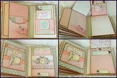 lea's memories: Baby Girl Mini Album
