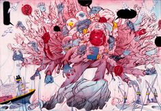 LCS INTERVIEW :: James Jean   Illustration and Art News for Illustrators and Artists