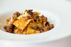 Pappardelle with Wagyu Beef Bolognese Sauce