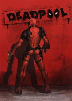 Dead Pool by ~John-Strange on deviantART