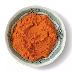 Roasted Carrot and White Bean Dip