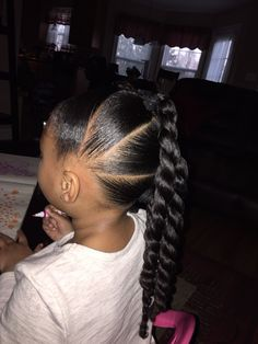 Braided hairstyles crochet braided updos how to cute braided hairstyles for 3 year olds braided hairstyles girl braided hairstyles pigtails braid half hairstyles braided hairstyles quick braided hairstyles diy Black Baby Girl Hairstyles, Natural Hairstyles For Kids, Kids Braided Hairstyles, Toddler Hairstyles, Braided Updo, Girl Hair Dos, Kid Hair, Curly Hair Styles, Natural Hair Styles