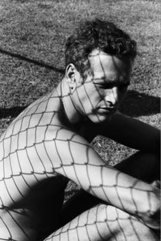 Paul Newman, 1964. by Dennis Hopper