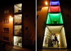 Small house design - Antwerp, Belgium