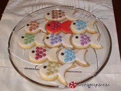 Cookies ψαράκια #sintagespareas #cookies #cookiespsarakia