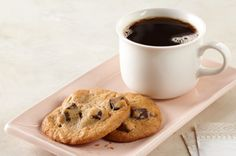 Pudding cookies - I use butter flavored crisco instead of butter.