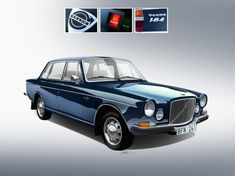 Volvo 164 by LindStyling