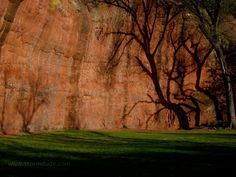 Red Rock Canyon State Park, Oklahoma