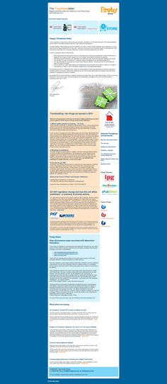Firsty Group Newsletter Dec 2014