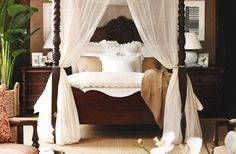 West Indies Bedroom