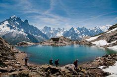 Mont Blanc du Lac Blanc
