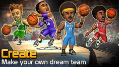 Big Win Basketball-Fantasy Sports is here right in time for the March big tournament!   Pick your players, defeat other teams, and see how many slam dunks you can make on the court.   Don't be a benchwarmer and get in the game by downloading this app now!   Note: This game is iPhone, US only.