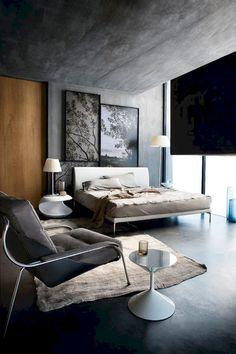 Cool 57 Modern Minimalist Bedroom Design Ideas https://homeylife.com/57-modern-minimalist-bedroom-design-ideas/
