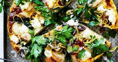 Potato, capsicum and spinach frittata recipe - By Australian Women's Weekly, This potato, capsicum and spinach frittata is done in no time - full of flavour and nourishing goodness. Egg Recipes, Potato Recipes, Weekly Recipes, Recipies, Savoury Recipes, Free Recipes, Speedy Dinners, Asparagus Frittata, Frittata Recipes