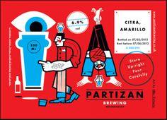 Partizan craft beer