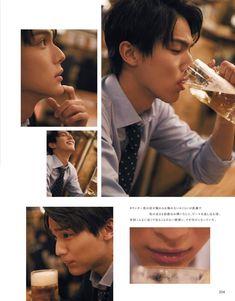 CanCam Magazine - May 2019 issue Cute Asian Guys, Asian Boys, Asian Men, Taishi Nakagawa, Japanese Boy, My Darling, Asian Actors, Actor Model, Thank God
