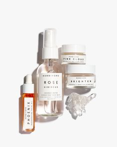 HYDRATE + GLOW Natural Skincare Mini Collection