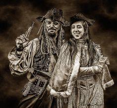 Atrapados por la imagen: Los Piratas de San Telmo
