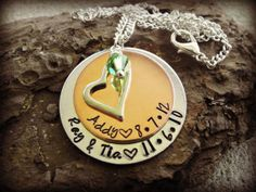Family Names Necklace  Personalized Jewelry  by SweetAspenJewels, $28.00