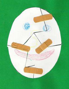 Humpty Dumpty Craft Nursery Rhyme