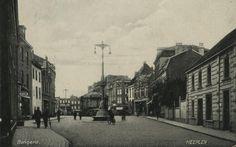 The Market square in 1933, Heerlen