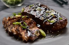 Beef Teriyaki - Make delicious beef recipes easy, for any occasion Meatloaf, Food Styling, Beef Recipes, Asia, Easy Meals, Meat Recipes, Quick Easy Meals, Easy Dinners, Quick Meals