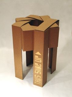 30 Amazing Cardboard DIY Furniture Ideas | Pinterest | DIY furniture ...