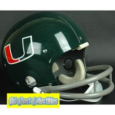 Old Ghost Collectibles - Miami Hurricanes Authentic Throwback Football Helmet 1972-1975, $191.99 (http://www.oldghostcollectibles.com/miami-hurricanes-authentic-throwback-football-helmet-1972-1975/)
