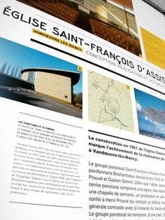 Brochure Eglises