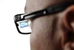 Smartglasses tan delgadas y ligeras como las gafas ordinarias - Tecnología «http://rw.web.ve/1NPlN7R»