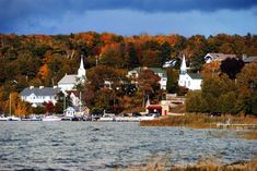 Wisconsin's Sturgeon Bay Is The Cape Cod Of The Midwest And It's Stunning Door County Wisconsin, County Park, Norway Camping, Ludington State Park, Washington Island, Camping In Pennsylvania, See The Northern Lights, Camping Spots, Seaside Towns