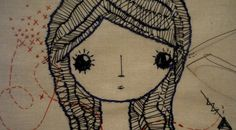 great fill stitches -- leila montero