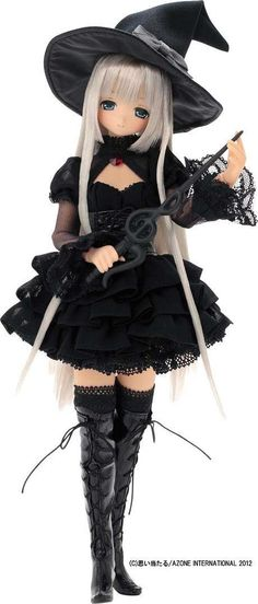 cute Azone Doll