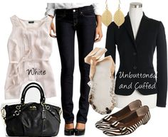 """""""OOTD - 1/12/2012"""" by wrymommy on Polyvore"""
