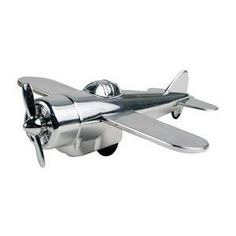 Color Plata - Silver!!! airplane