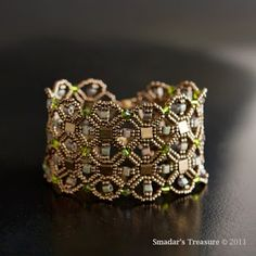 Smadar's Treasure: Beading Tutorial of the Week - Aug. 18-25
